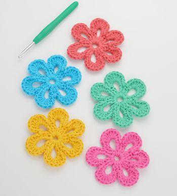 Easy Free Crochet Granny Square Pattern Square Patterns Crochet