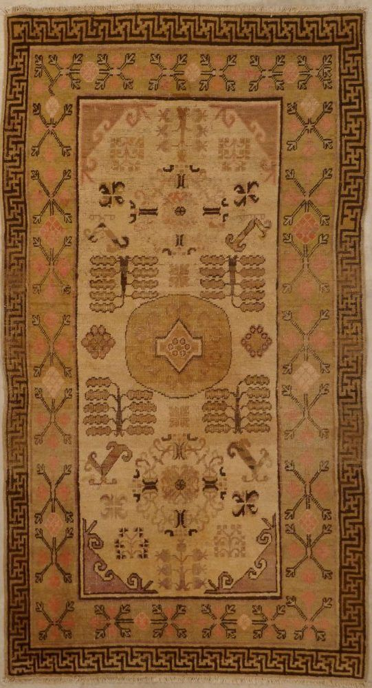 TAPPETO KHOTAN 247 x 134 cm Tappeti, Tappeti antichi