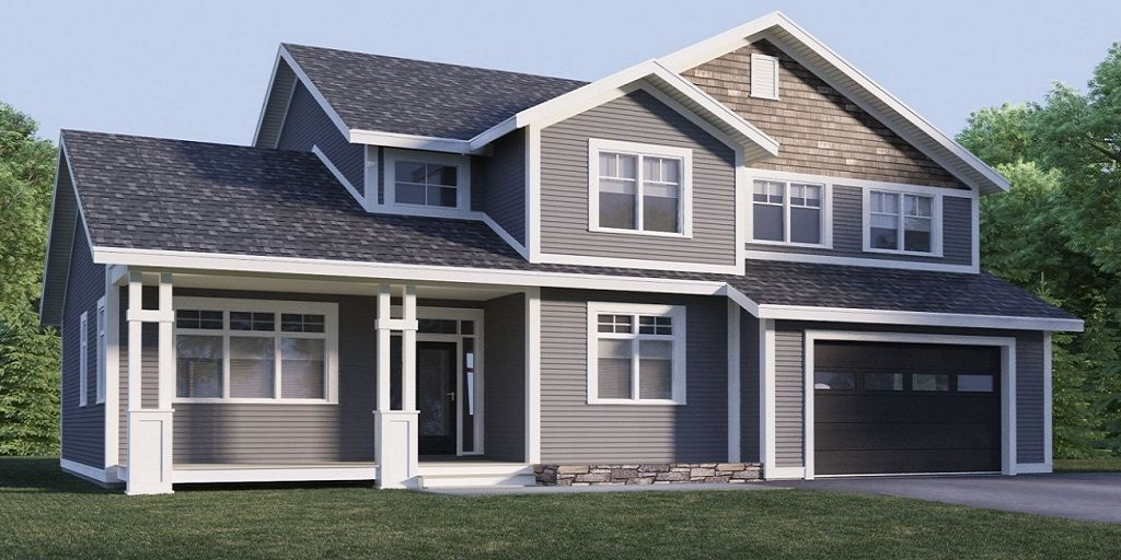 Exterior House Color With Dark Grey Exterior Walls Gray House