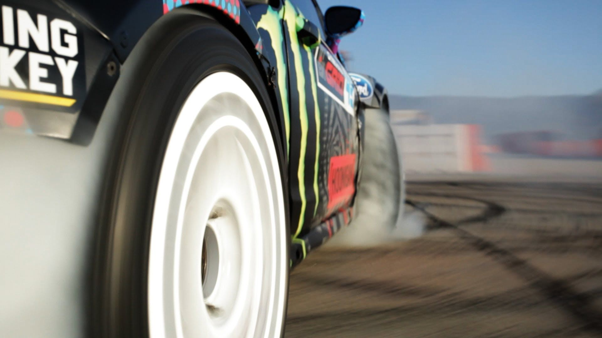 Need for speed ken block s gymkhana six the tease