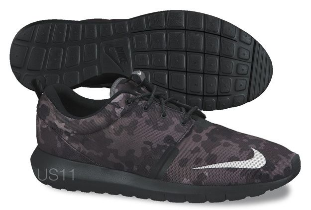 nike roshe run nm fb black camo. but would donald sterling approve