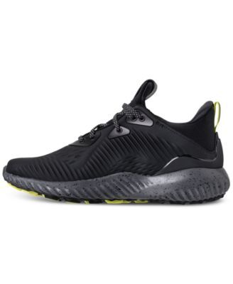 adidas Big Boys' AlphaBounce Em Running Sneakers from Finish