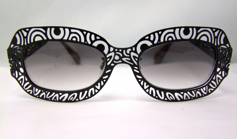 Jean La Font Designer Surprise  017 Vintage  Eyeglasses   Paris France