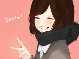 Smile Cute Girl For Hd 360x480 Wallpaper Free Blackberry
