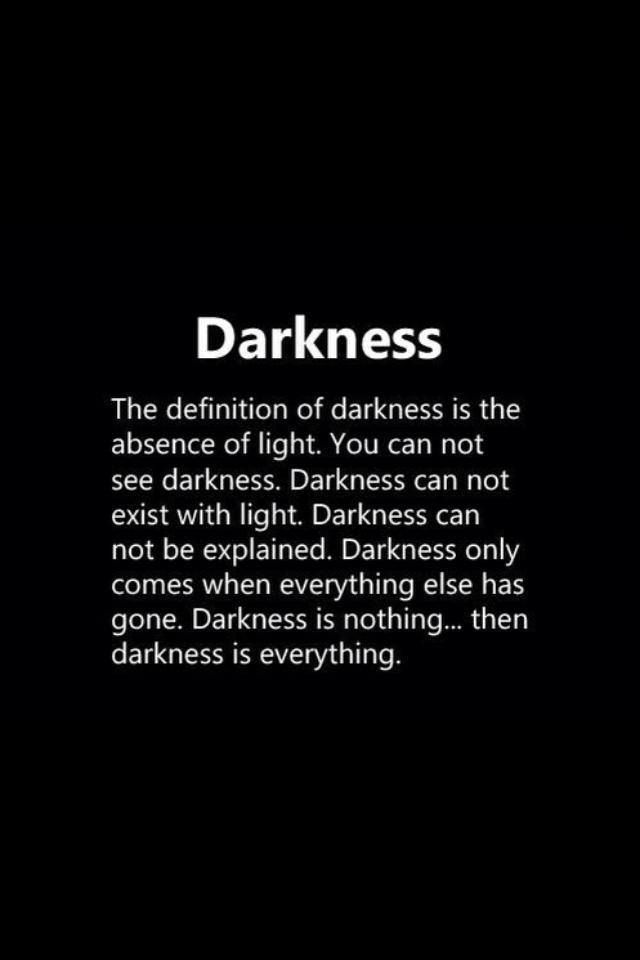 Light And Dark Quotes Pinjerry Barker On Ben  Pinterest  Depressing Dark Quotes And