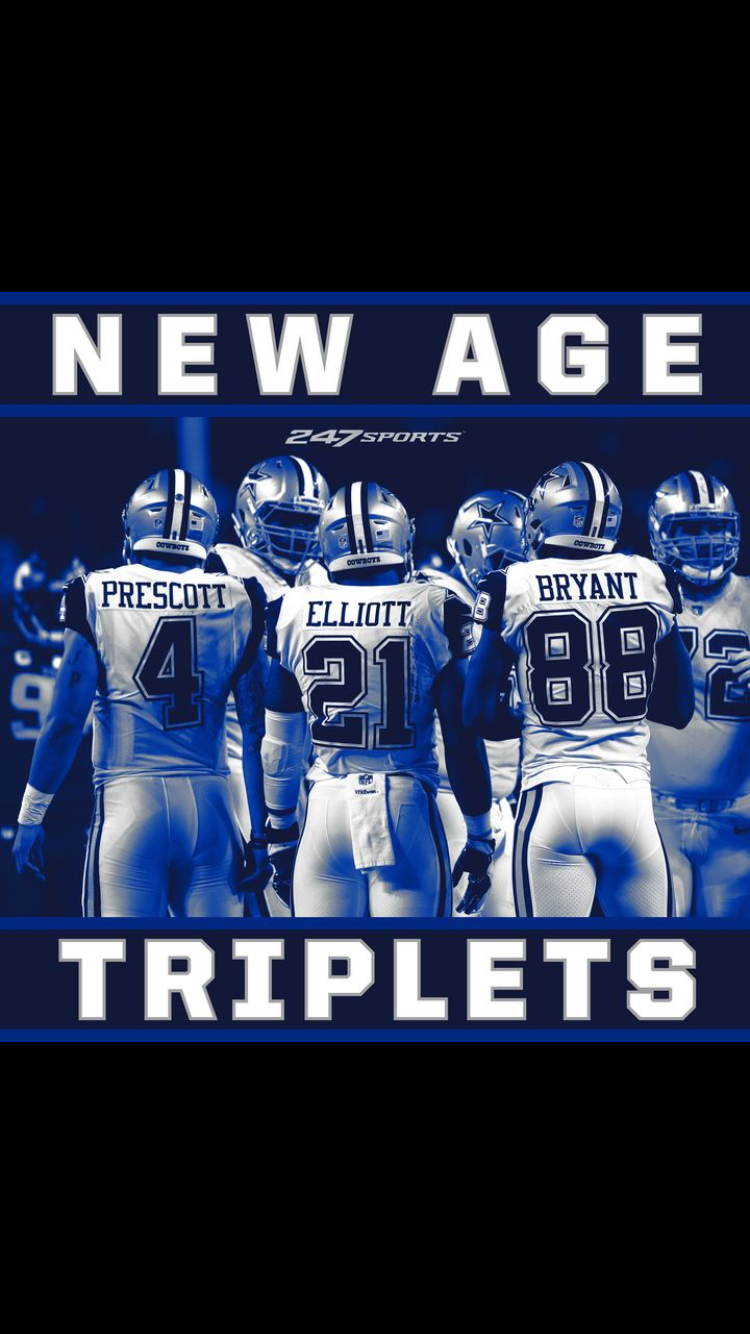 61a1a97ca Dallas Cowboys  DC4L America s Team Dez Bryant Dak Prescott Ezekiel Elliott  Join the league!