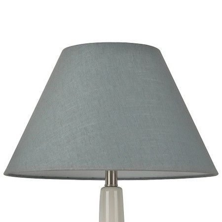 Lamp Shades At Target Blue Linen Empire Lamp Shade  Target  Bedroom  Pinterest  Empire
