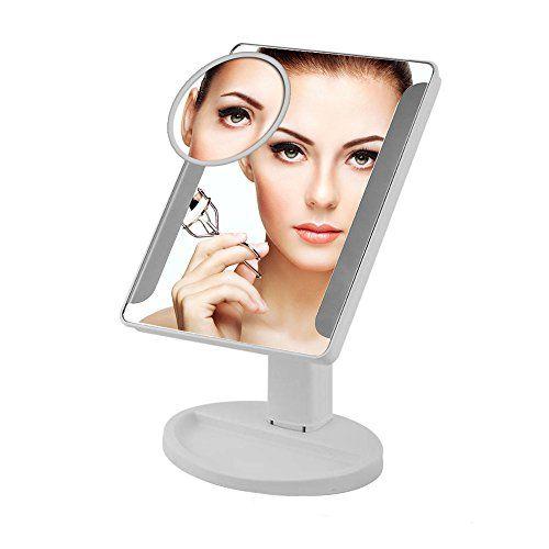 Bestope Vanity Makeup Mirror Trifold