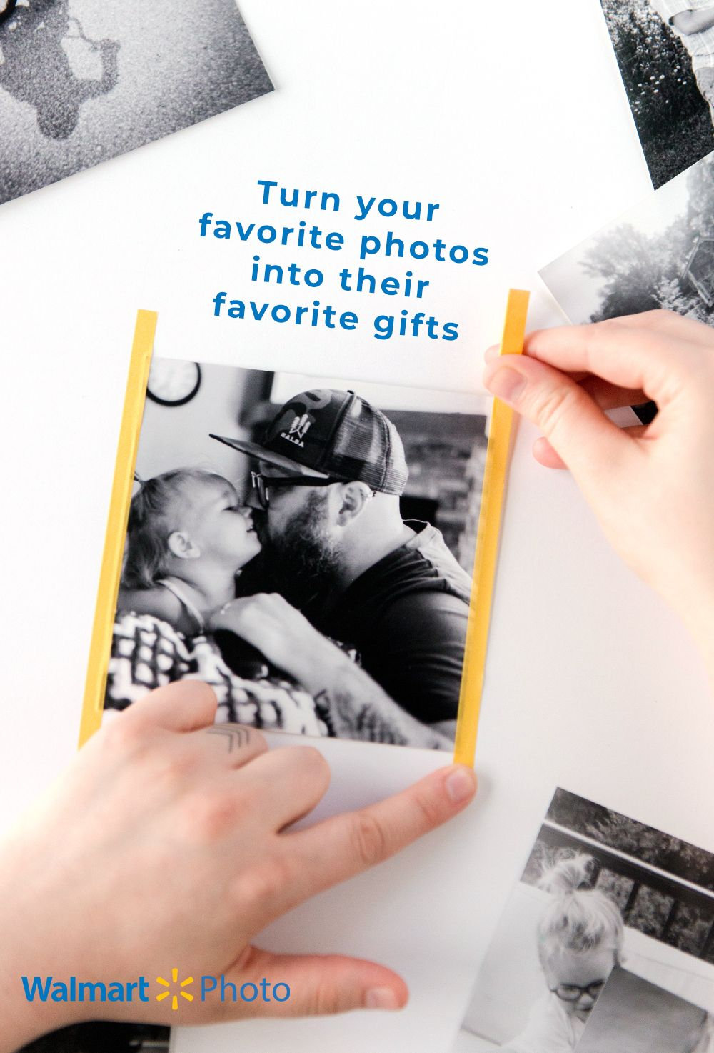 From Phone Photo To Thoughtful Gift Favorite Things Gift Walmart Photos Gifts