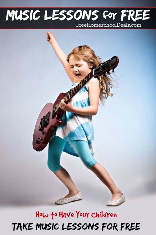 Music lessons for free. This post is from contributor, Jenn Hoskins. This  post contains affiliate links. Recently, one of my children expressed  interest in ...