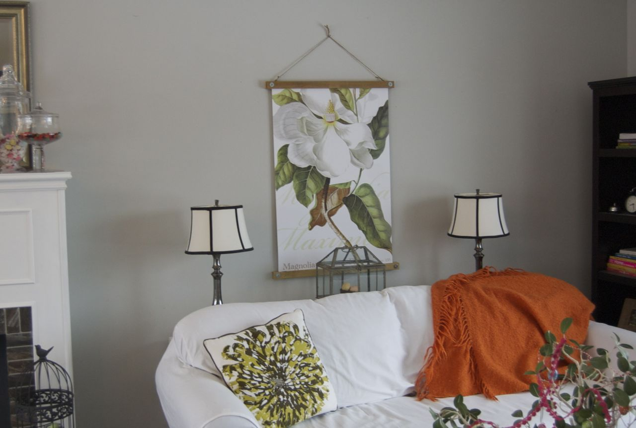 Enjoyable Poster Framing Ideas. how to hang a large poster print without frame  For the Home
