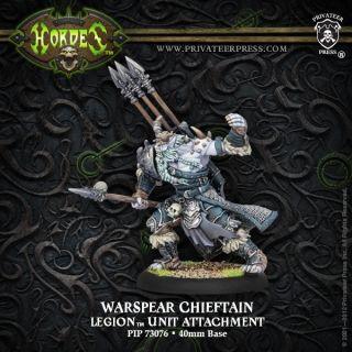 Zuriel Model Kit Legion Hordes Privateer Press