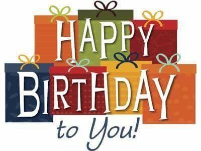 Happy Birthday Fall Colors O K For Man Happy Birthday Logo Happy Birthday For Him Birthday Words