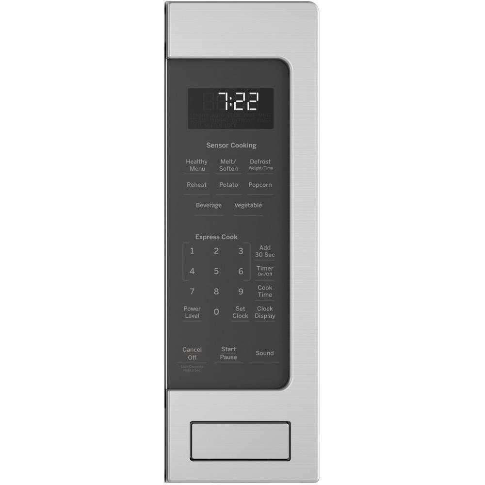 Ge Profile Countertop Microwave 2 2 Cu Ft Stainless Steel Countertops Microwave Ge Microwave Oven
