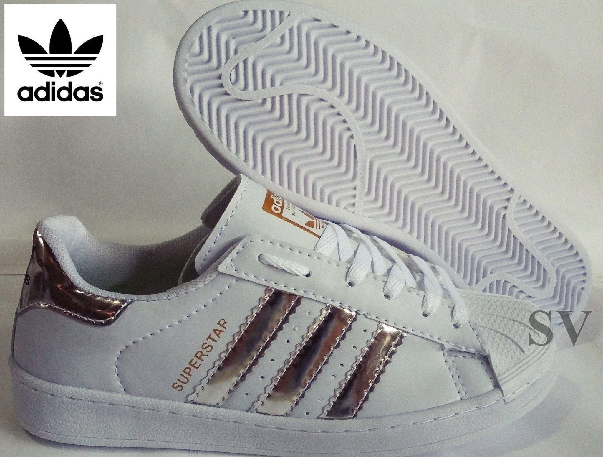tenis adidas super star king cores exclusivas