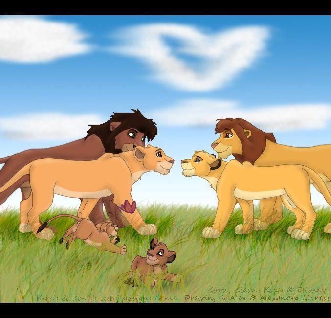 Kovukiara And Kopavitani Lion King Images Lion King Fan
