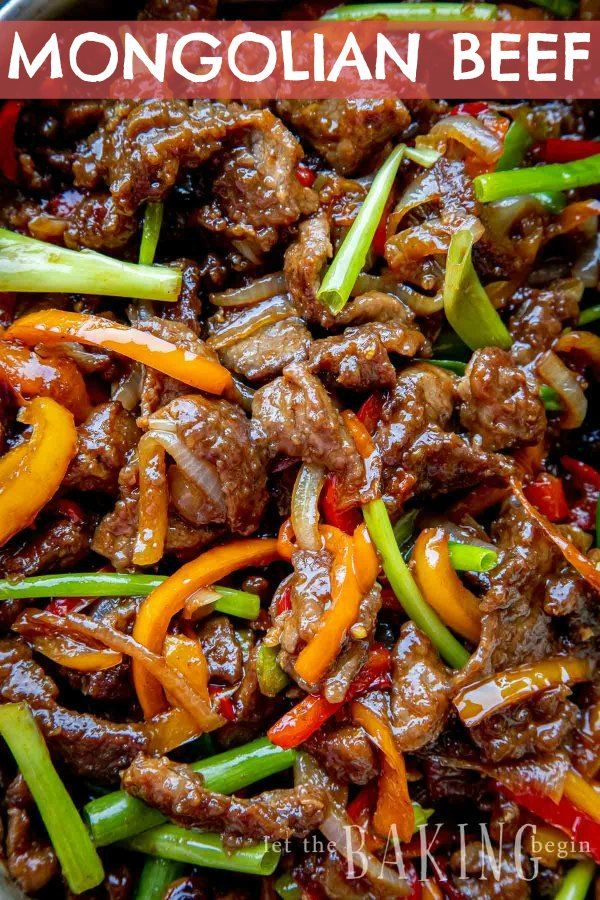 Photo of Mongolian Beef