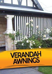 Verandah Awnings Adelaide Patio Pinterest Outdoor Blinds