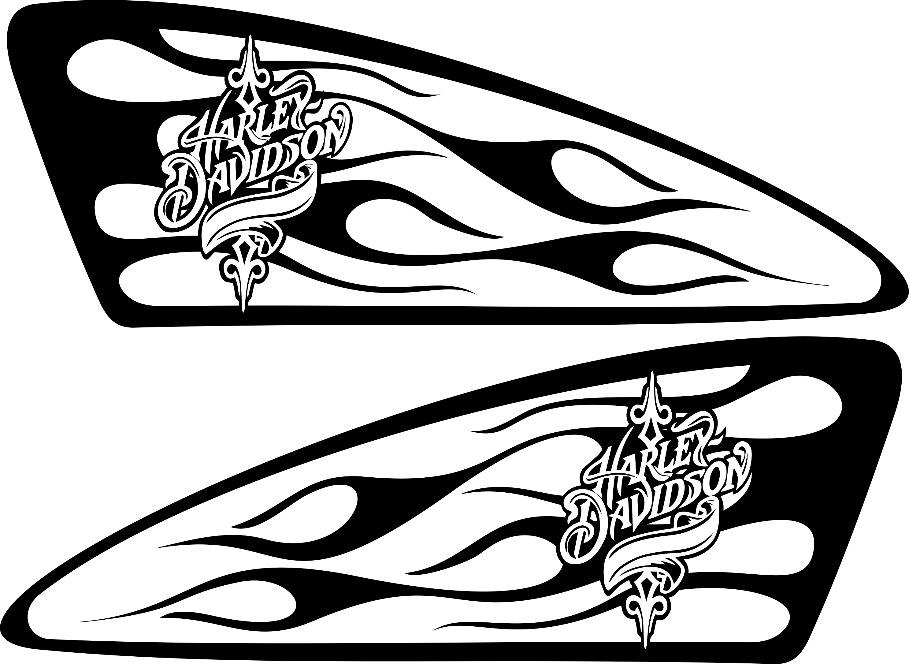 Harley Decals Airbrush Gas Tank Stencils Vinyl Biker Art Harley Davidson Art Motorcycle Paint Jobs