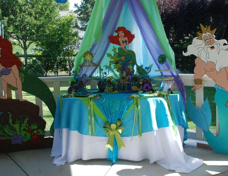 Little Mermaid / Birthday \