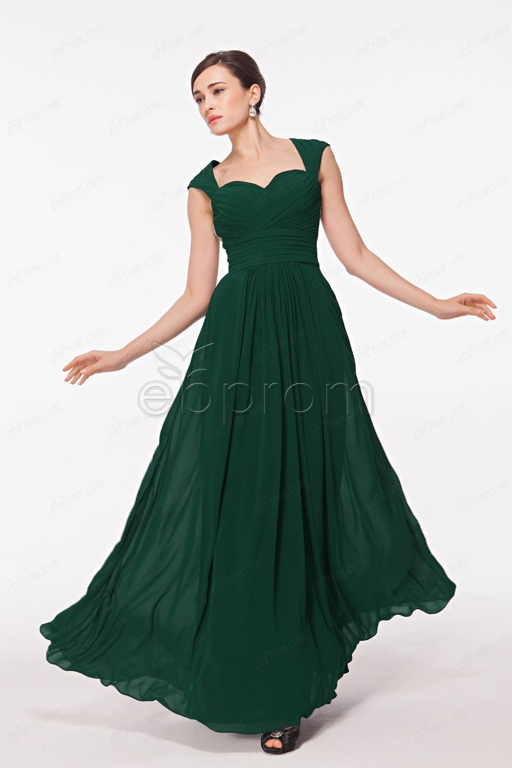 b2d2b75b947 Forest green backless prom dresses with sparkly sequin