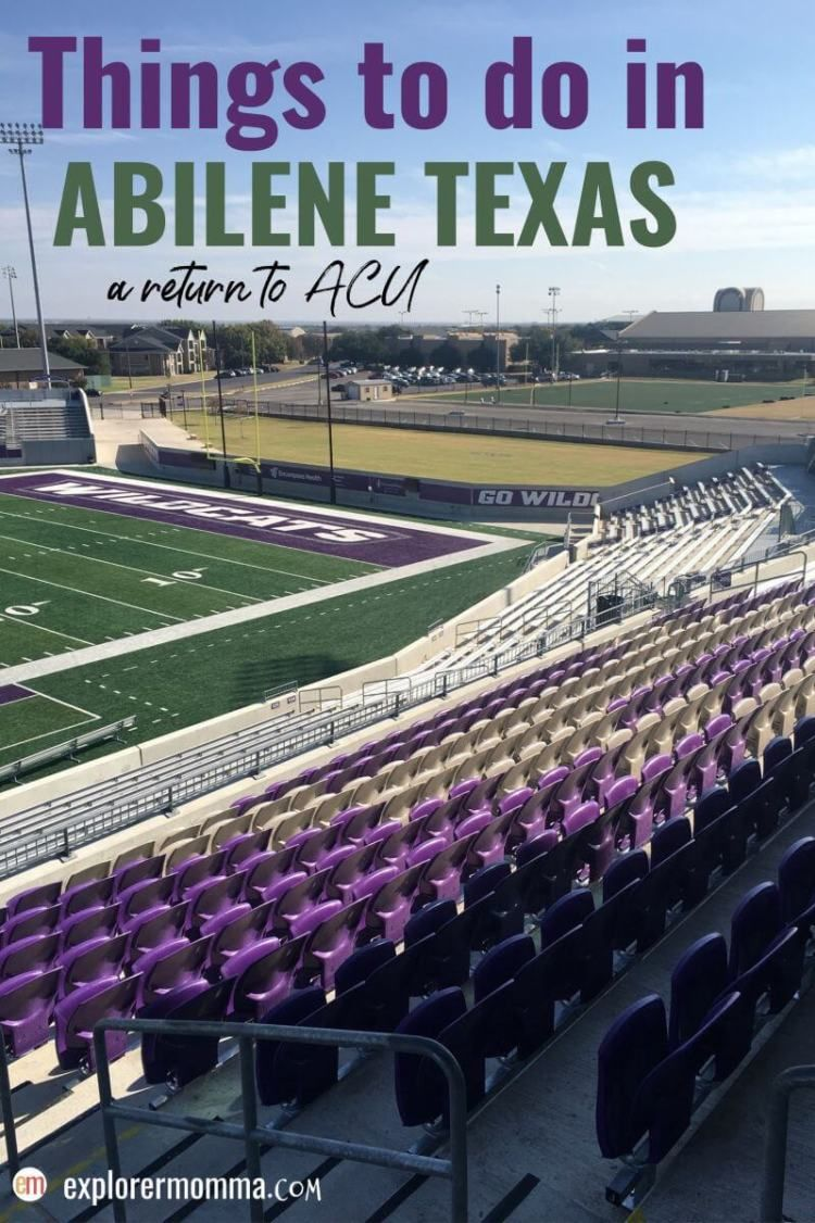 Top Things To Do In Abilene Tx Stuff To Do Travel Usa Abilene