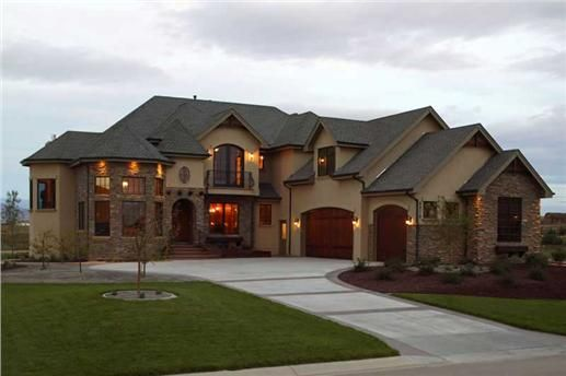One of my many dream house ideas this is beautiful dream for Cheap two story houses