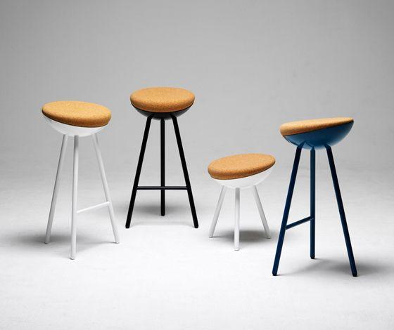 Boet Stools By Note For Mitab Dailytonic Stool Design Note Design Studio Elegant Kitchens