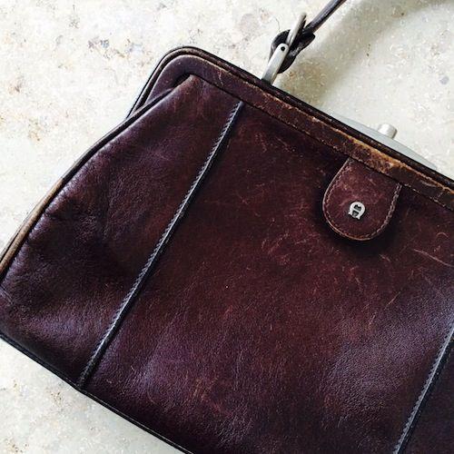 Vintage Tasche von Etienne Aigner | Aigner taschen, Taschen