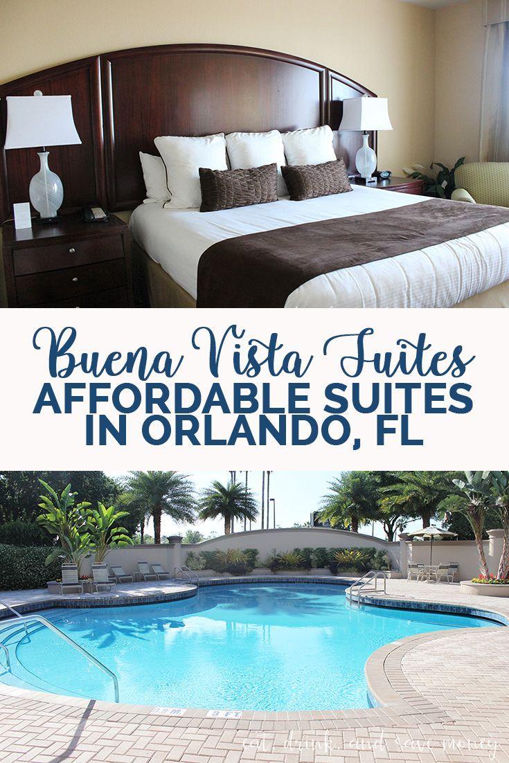 Hotel Review Buena Vista Suites, Orlando, FL Buena