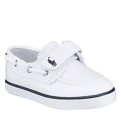 4d09cd5fc4 Polo Ralph Lauren Boys Sander Ez Boat Shoes | Dillards.com | Baby ...