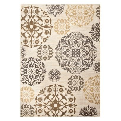 Mohawk Home Medallion Area Rug. For Master Bedroom, Can Go With The Whites/