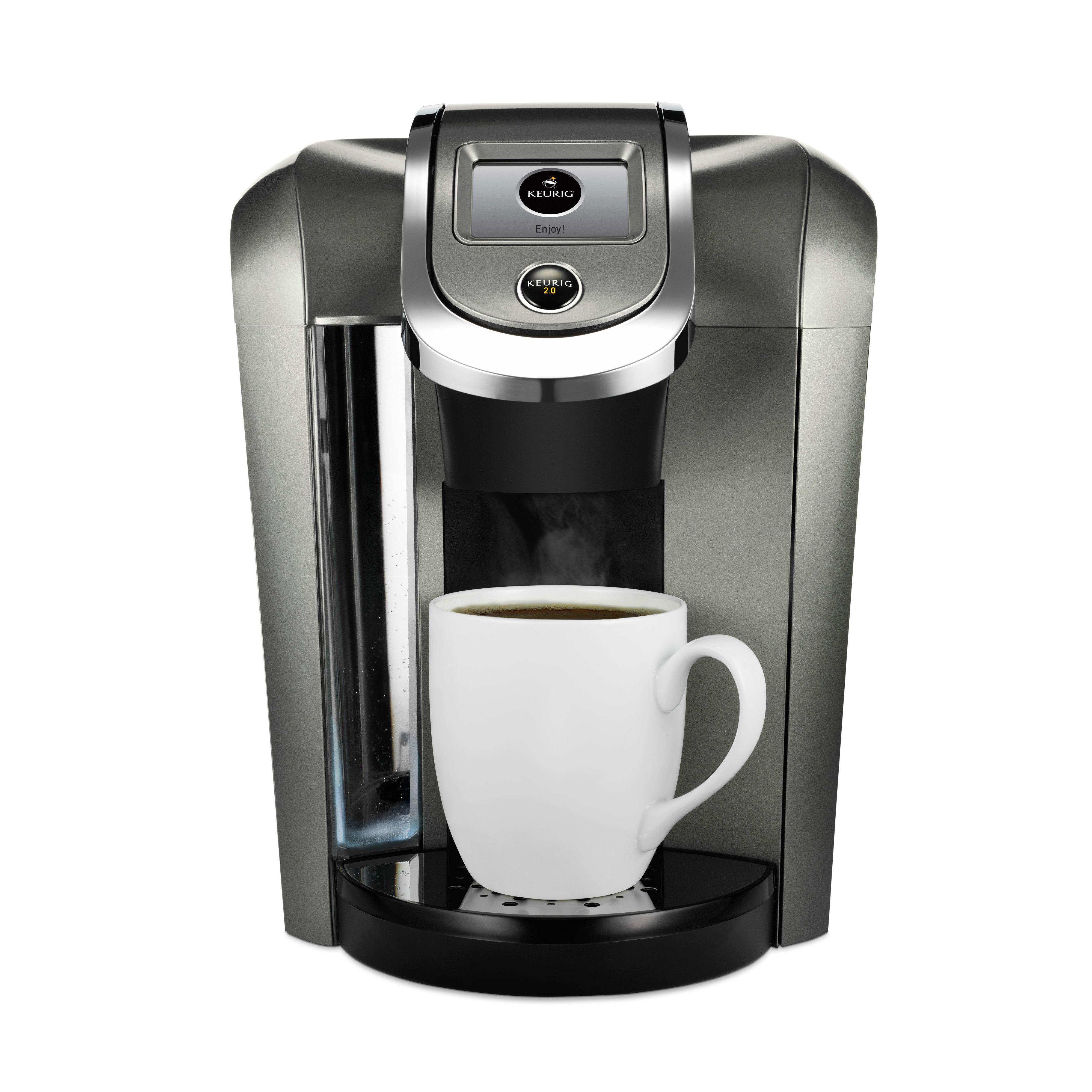 K575 Keurig Brewer 2.0 Coffee Maker | Keurig, Single ...