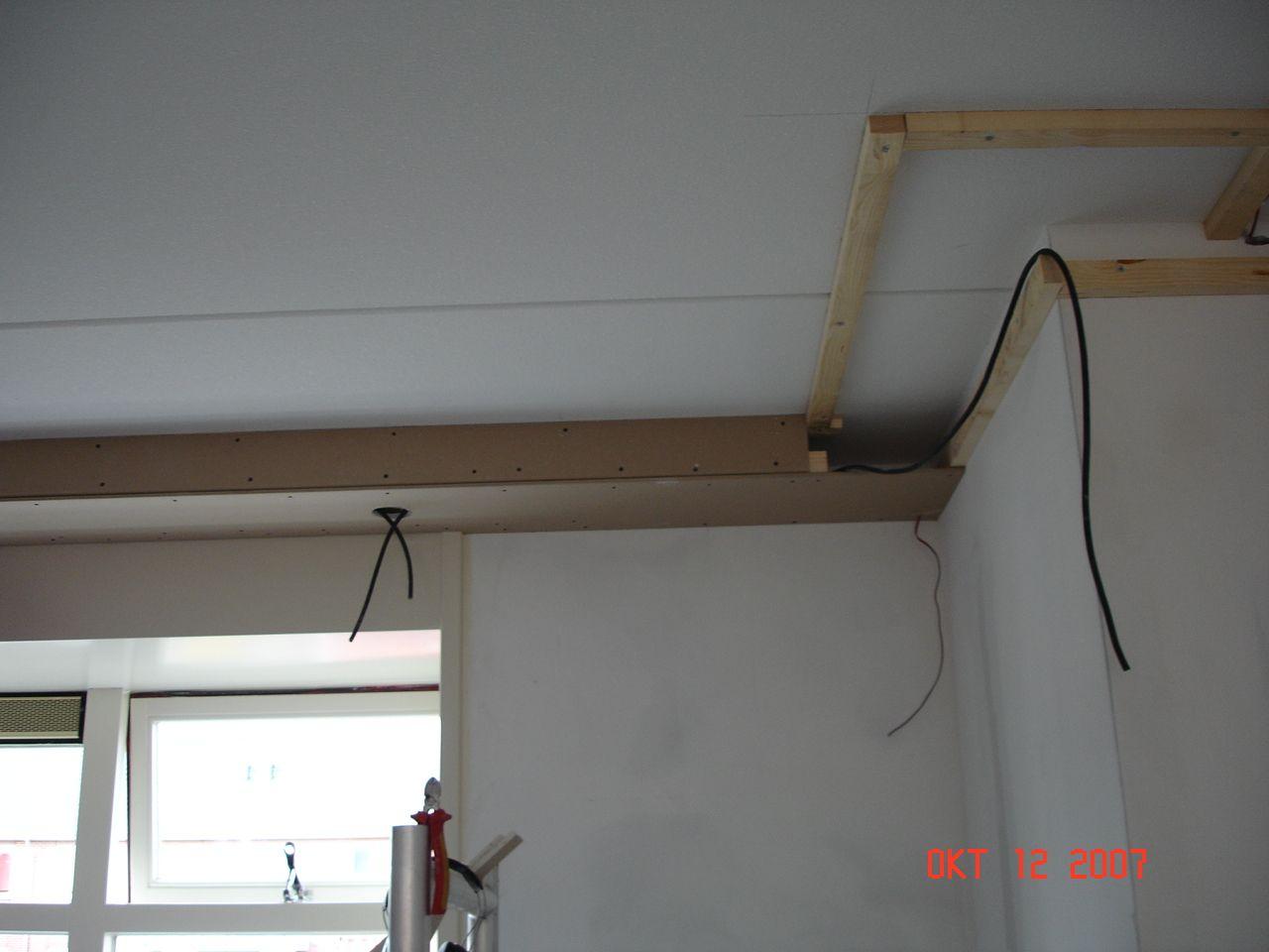 keuken koof | Koof Maken Voor Verlichting Op Plafond Pictures ...