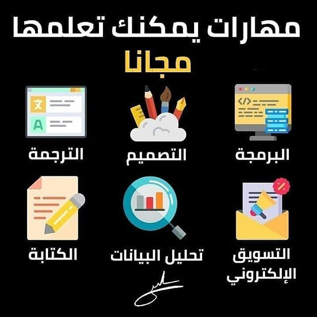 Reposted From Arabic Marketing Insta Get Regrann Reposted From Yassirtouab Get Regrann اصبح من السه Learning Websites Study Apps Programming Apps