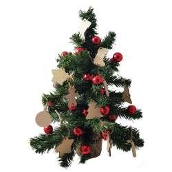 Photo of Mini albero di Natale fai da te