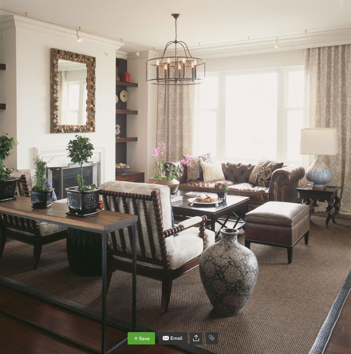 Best Brown Sofa Living Room Image By Mrs Eaves On Corner 400 x 300