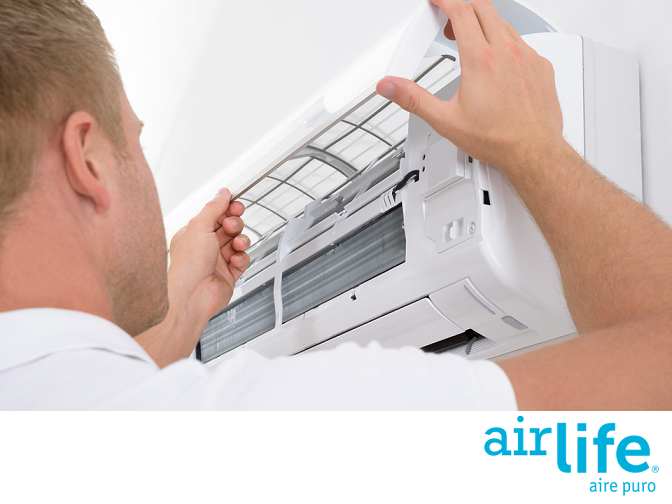 ¿Cómo mejorar la calidad del aire en interiores? LAS