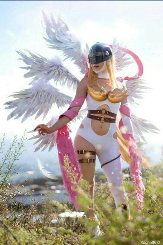 digimon angewomon cosplay animecartoonscosplay