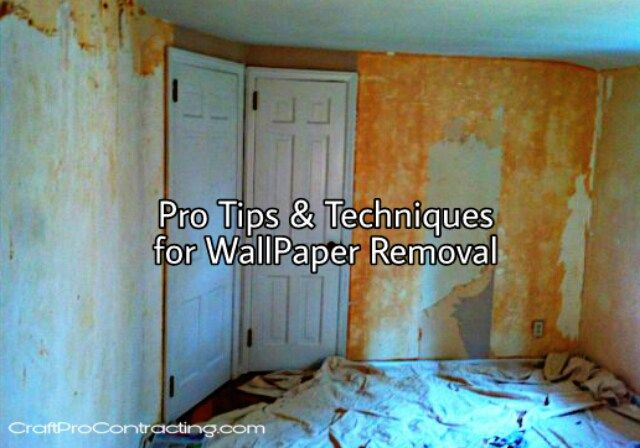 Wallpaper Stripping Pro Tips For Removing Wallpaper Paste To Prep For Quality Painting Removable Wallpaper Quality Paint Wallpaper Paste