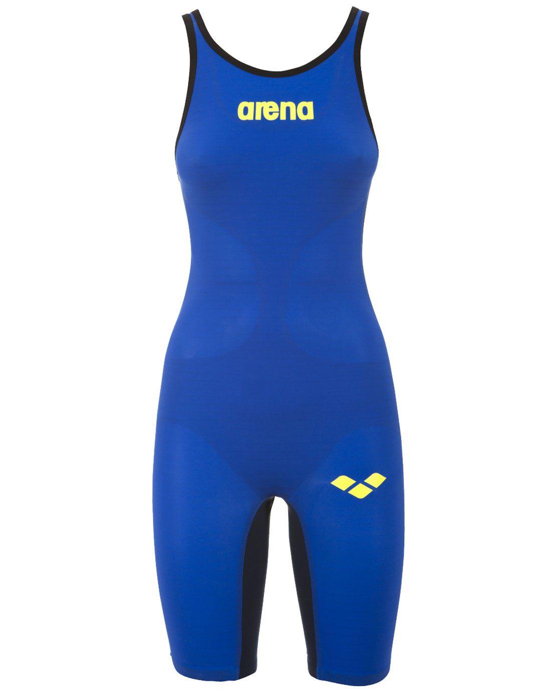 47292e3b6b5 Arena Powerskin Carbon Air Full Body Short Leg - Electric Blue ...