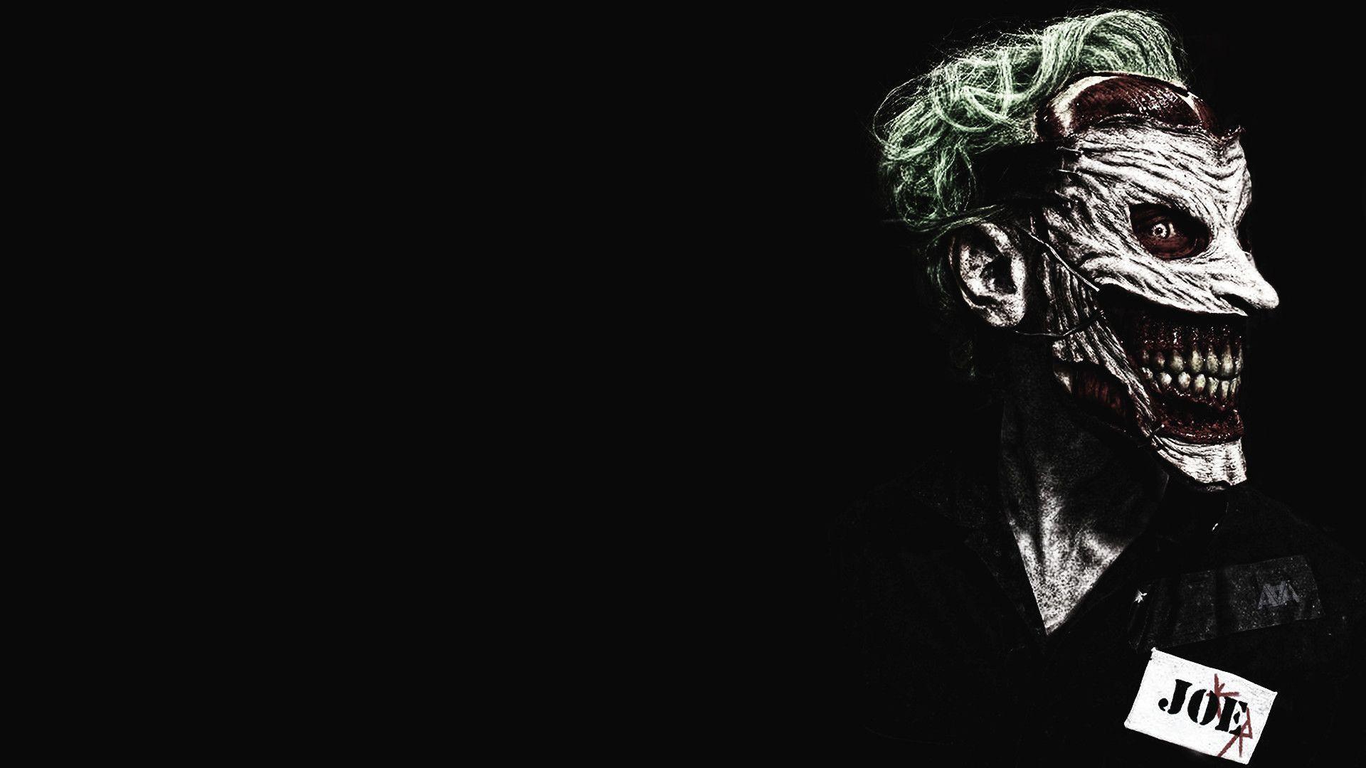 Batman And Joker Wallpaper 485073 The Joker Heath Ledger Joker Gambar Keren