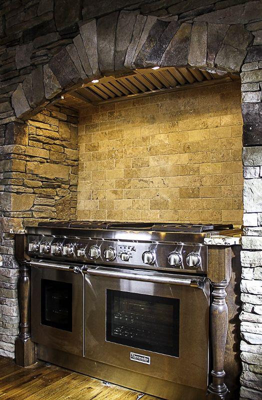 Top 15 Kitchen Remodel Ideas And Costs 2019 Update: Industrial Stove Nook- VPC Builders