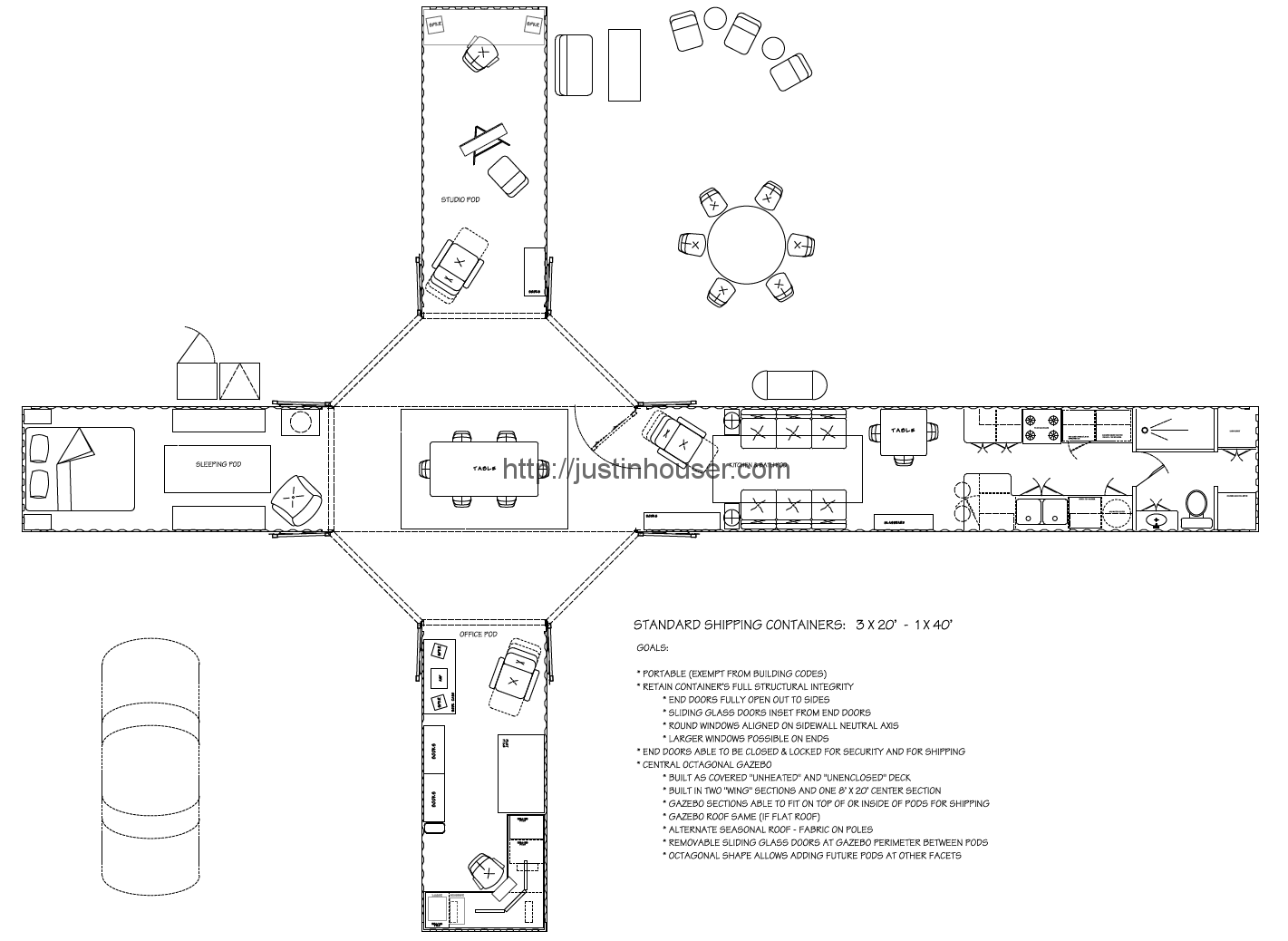 shipping container home plans - Google Search | Container homes ...