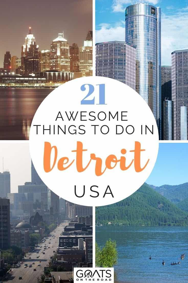 21 Fun Things To Do In Detroit An Insider S Guide Travel Usa
