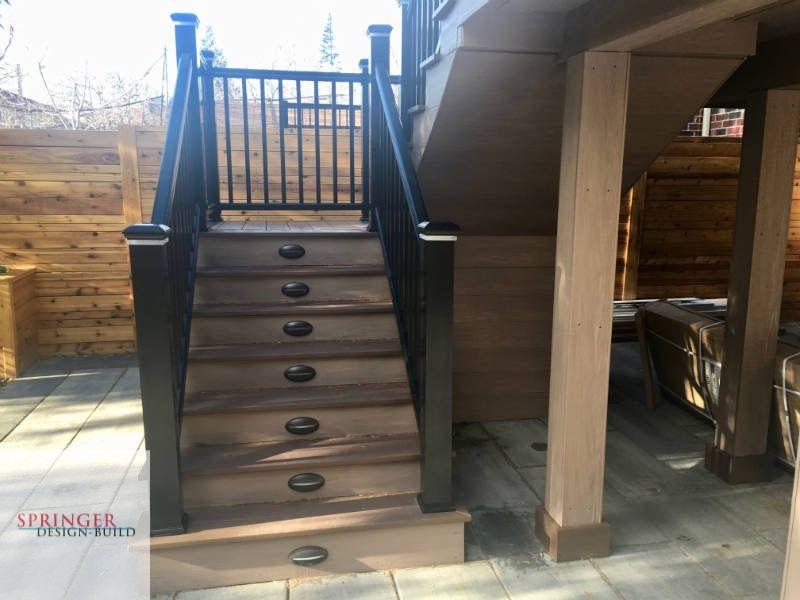 Best Azek Deck With Composite Railing Deck Building Design 640 x 480