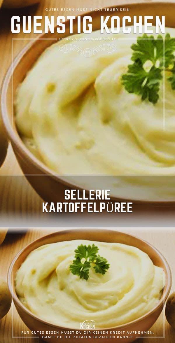 Photo of Das Sellerie-Kartoffelpüree bringt Abwechslung auf Deinen Speiseplan