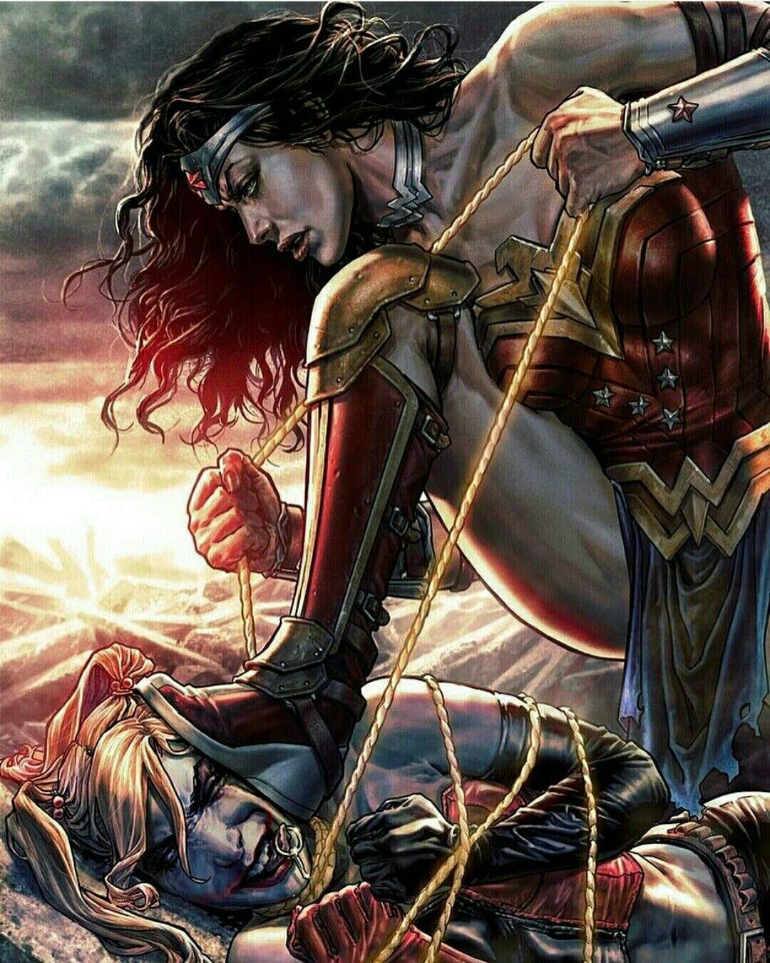 Wonder woman ass