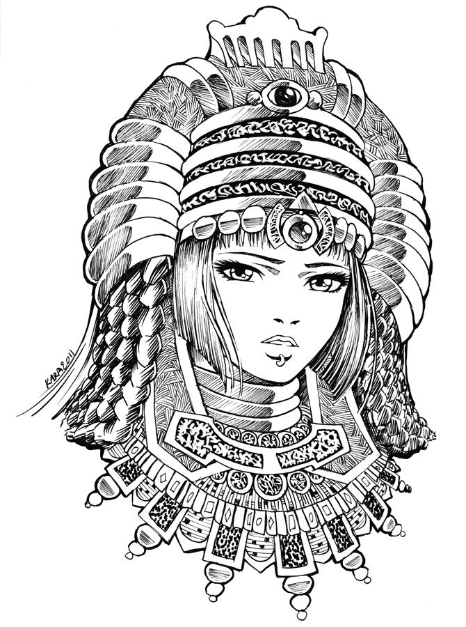 coloring pages of tribals - photo#40