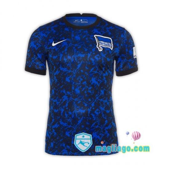 Maglia Hertha BSC Uomo Seconda 2020/2021 | Maglia, Maglia da ...